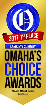 2017 First Place Omaha's Choice Awards
