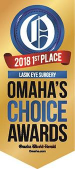 2018 First Place Omaha's Choice Awards