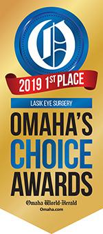 2019 First Place Omaha's Choice Awards