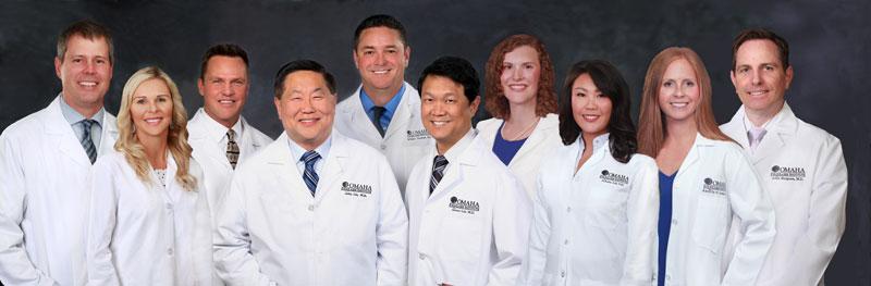 Omahe Eye Doctors Group Photo